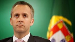 Sérgio Monteiro, secretário de Estado das Infra-estruturas, Transportes e Comunicações