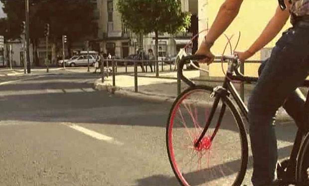 Há uma vasta minoria a pedalar por Lisboa